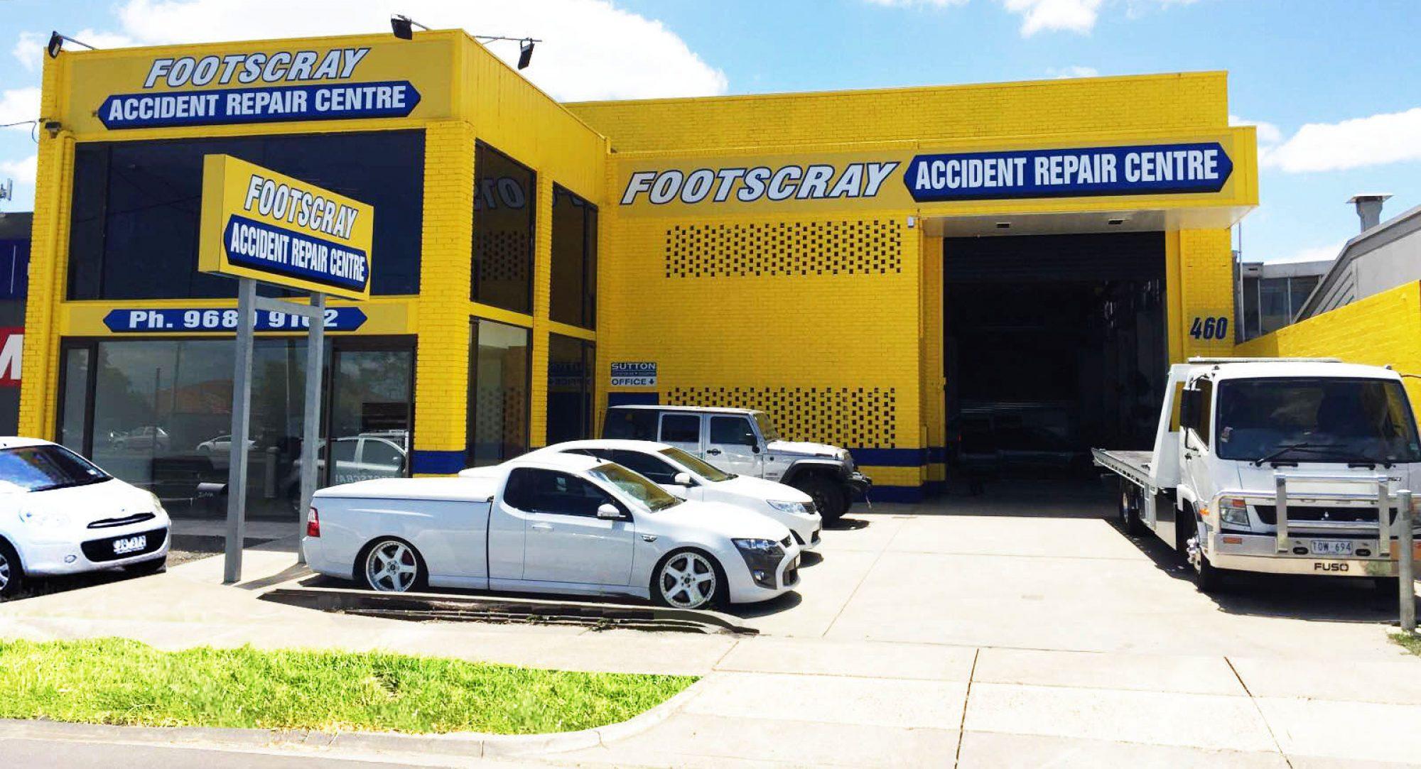 dvojtek – Footscray Accident Repair Centre